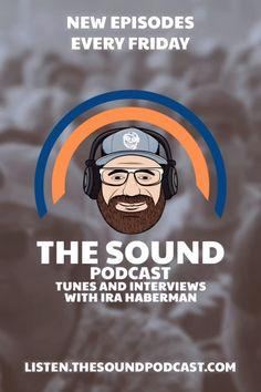The Sound Podcast - Interviews and Tunes Interview Style, The Jam Band, Reggae, Blues, Music, Musica, Musik, Muziek, Music Activities