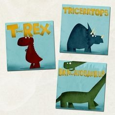 My little dinosaur needst this in his room!