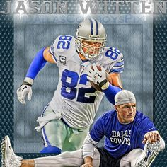 #JasonWitten #MrReliable #MrGetErDone #DallasCowboys #CowboysNation #DallasCowboysPix #WeDemBoyz #HowBoutThemCowboys #AmericasTeam #HoF