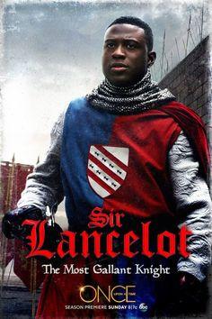 #OnceUponATimeS5 Lancelot