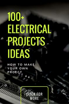 List of Electrical projects ideas for final year electrical engineering students along with resources, like circuit diagram, code, working process etc. Electrical Engineering Quotes, Engineering Notes, Engineering Humor, Electrical Projects, Engineering Projects, Engineering Technology, Electronic Engineering, Medical Technology, Energy Technology