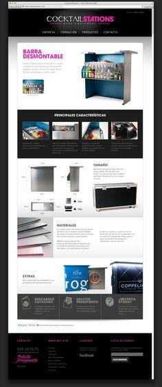 CocktailStations – grafficants.com