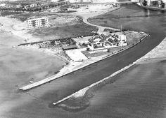 La Manga del Mar Menor en B/N - http://jaloque.com/