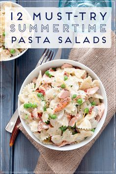 DeLallo Picnic Pasta Salad Recipes for Summer