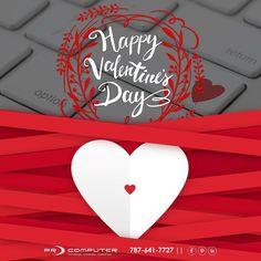 No hay una experiencia más hermosa que aquella que el amor deja en nuestros corazones. A todos ustedes les queremos desear un feliz día de San Valentín.  #lideresentecnologia