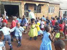 Volunteer Abroad in Uganda, many social programs to volunteer form 1 to 12 weeks with A Broader View Volunteers  #volunteer #uganda #abroaderview