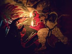 Night Tour In The Paris Catacombs Best of Web Shrine Messy Nessy Chic, France Photos, Catacombs, Street Fighter, Underworld, Graffiti Art, Europe, Tours, Culture