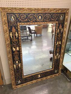 Huge Wall Mirror grand miroir napoléon iii | oversized full length floor and wall
