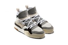 save off 057f9 7cc50 Alexander Wang adidas Originals AW BBall Sneaker Slipper Boots, Adidas  Sneakers, Shoes Sneakers,