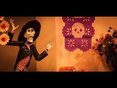 Danza de los Muertos / Dance of the Dead (Cortometraje Animado 2D) HD - YouTube