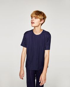 Image 1 of FLOWING TOP from Zara