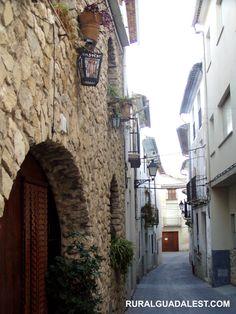 Calle de benimantell carrer trencacames benimantell pinterest calle - Casa rural guadalest ...