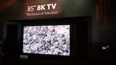 Sharp has a $130,000 85' 8K TV