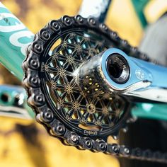 The Shadow Conspiracy - Joris Coulomb Signature Maya Sprocket The Shadow Conspiracy Maya BMX Sprocket Joris Coulomb Bmx Bike Parts, Bmx Bicycle, Bmx Bikes, Cycling Bikes, Sport Bikes, Wooden Bicycle, Cycling Jerseys, Bmx Gear, Mtb