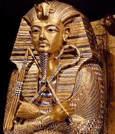 Tutankamon, sucesor de Amenofis IV XVIII dinastia
