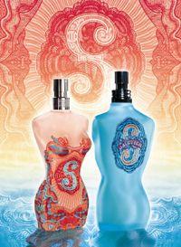 Summer fragrance AD