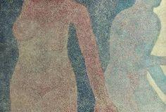 "Saatchi Art Artist Tomasz Kruzel; Painting, ""Aquarius from the series of 12 Zodiac Signs"" #art"