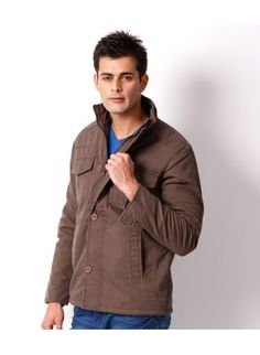 Exult #Cool #Brown Bomber #Jacket