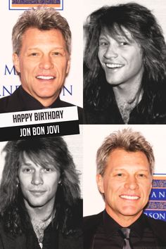 """shoutwiththedevil: """"Happy 53rd birthday, Jon! (born March 2, 1962)"""""""
