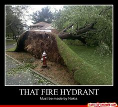 #176 nokia fire hydrant