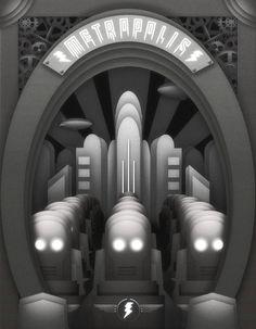 Metropolis Scifist