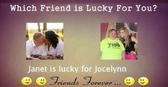 Which Friend is Lucky For You? - Fun Apps for Facebook
