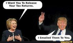 hillary, trump, politics, ifunny, meme