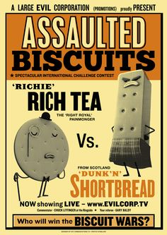 Rich Tea, Richie Rich, Who Will Win, Tv Commercials, Promotion, Interesting Stuff, Biscuit, Graphic Design, Nice