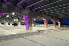 Underpass Park PFS Studio. Toronto, 2013 (by Lisa Rochon, via Architectural Record)