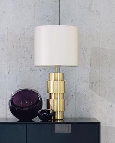 Nieuw binnen in onze showroom: deze prachtige lamp van @ctolighting