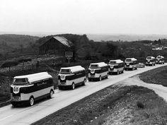 1940 GM Futurliner - Parade of progress