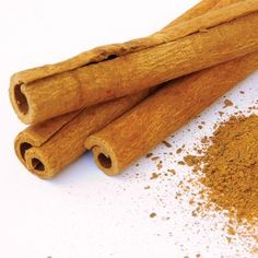 Cinnamon - Natural Appetite Suppressant  Next time you have cereal, oatmeal, fruit, or even coffee, sprinkle some cinnamon on it. Cinnamon, like other ground spices such as cloves and ginger, helps lower your blood sugar levels, which—you guessed it—helps to control your appetite!