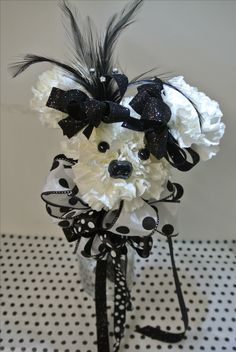 Looking for something fun for your dancer... Aaron's Flowers ~ Freeland,MI  Puppy Wands Special Orders.  (989) 695-2576
