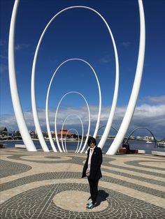 The icon! Elizabeth Quay, PER