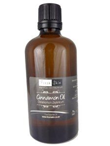 100ml Cinnamon Pure Essential Oil: Amazon.co.uk: Kitchen & Home