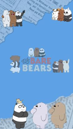 We Bare Bears Wallpapers, Bear Wallpaper, Family Guy, Fictional Characters, Art, Art Background, Kunst, Performing Arts, Griffins