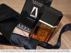 Evento Azzaro e um encontro com Ian Somerhalder, o gato de Vampire Diaries