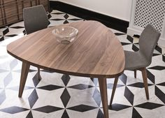 Porada Kesino Table - Porada Tables At Go Modern Furniture