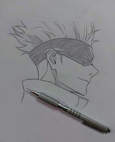 Naruto Sketch Drawing, Naruto Drawings, Art Drawings Sketches Simple, Bts Drawings, Anime Sketch, Dark Art Drawings, Cool Drawings, Anime Character Drawing, Art Sketchbook