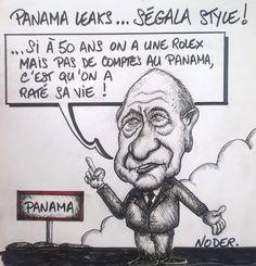 Jacques Seguela Rolex Panama papers