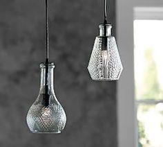 lights on pinterest shop lighting west elm and glass pendants. Black Bedroom Furniture Sets. Home Design Ideas