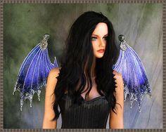 Adult Fairy Bat Wings Halloween SaleRTSIridescent