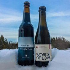 "@hillfarmstead ""On Weds., January 13, 2016, we're excited to release two new beers during normal retail hours:  Works of Love: Anchorage Brewing  A farmstead ale…"""