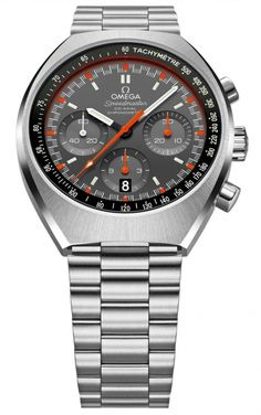 The 2014 Omega Speedmaster Mark II #watches #omega #speedmaster