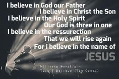 Hillsong Worship - This I Believe (The Creed) No Other Name album 2014