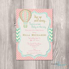 Hot+air+balloon+invitation++hot+air+balloon+by+StyleswithCharm,+$12.00