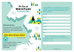 UK Map - Whistles Treasure Map by Andrew Groves, via Behance Winter Breaks, Treasure Maps, Andrew Groves, Seasons, Whistles, Infographics, Illustration, Artworks, Behance