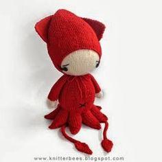 Onesie-squid