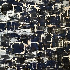 Layers. Quink&Bleach on paper. 65cmX100cm. #decor #abstractart #quink #blackink #bleach #markmaking #texture #interiordesign #homedecor #frame #walldecor #layers #blackwork