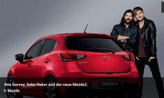 Mazda-Probefahrt mit Samu oder Rea Mazda, Sunrise Avenue, Vehicles, Car, Germany, Automobile, Deutsch, Autos, Cars
